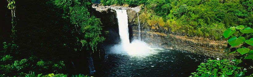 Hilo, Hawaii Tourist Attractions, Sightseeing and Parks