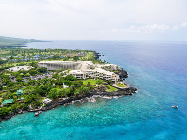 Sheraton Keauhou Bay Resort Spa